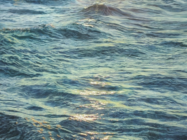 hyperrealism, women painters, hyperrealist, carina francioso, still life, seascapes, landscapes, seascape paintings, landscape paintings, art, hyperrealistic, iperrealismo, oil on canvas, paintings,